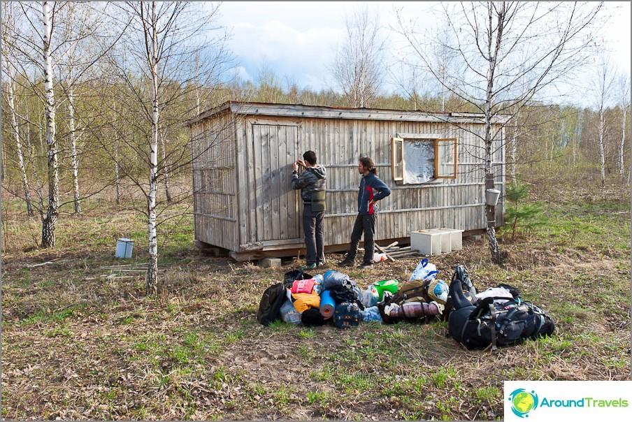Проверяваме в каютите през пролетта