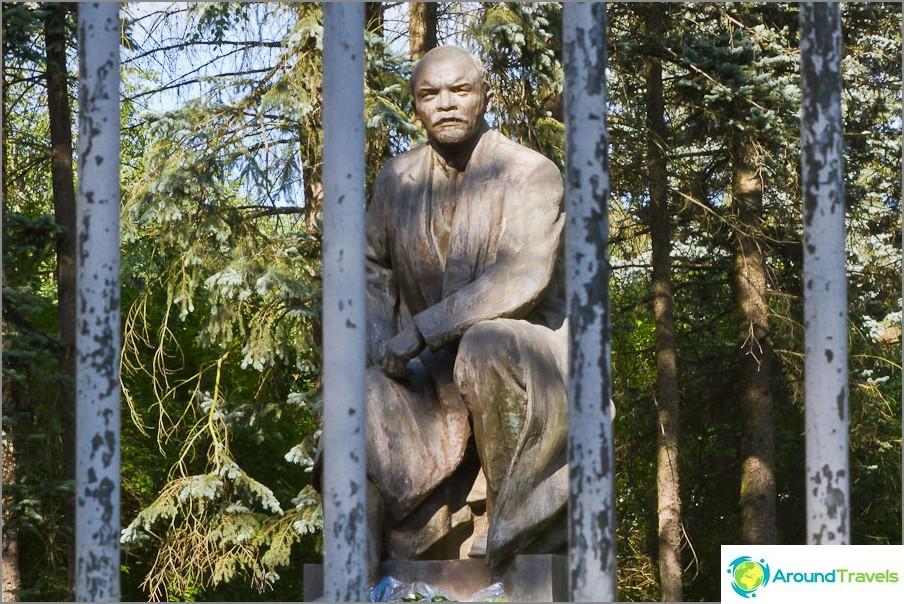 Monumentti V. I. Leninille