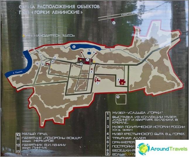 Toinen kartta koko alueesta
