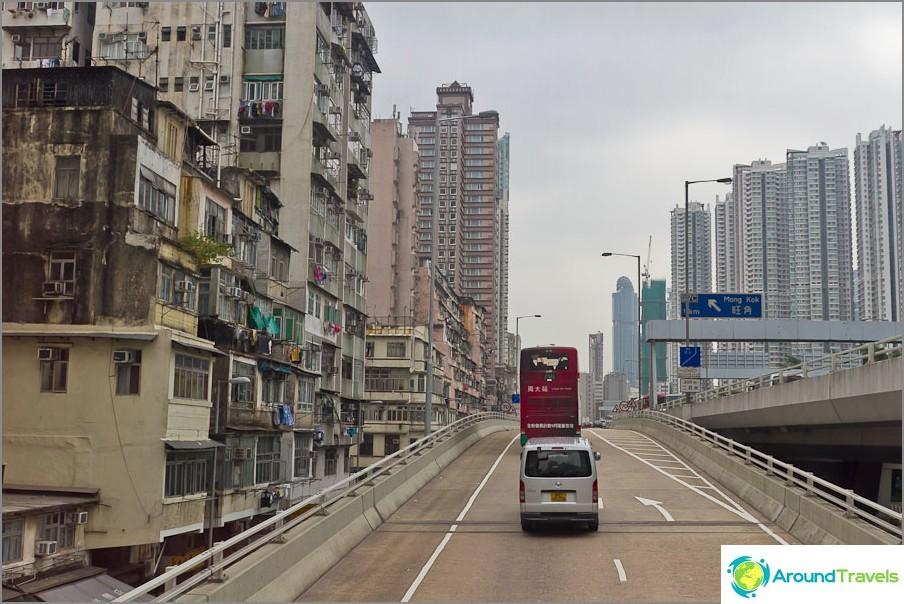 Kowloonin niemimaa, Hong Kong