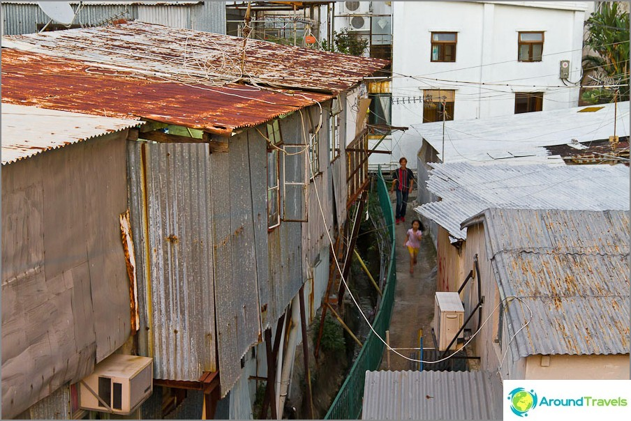Pok Fu -kylän kylä - sellainen oli Hong Kong aiemmin