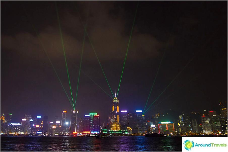Hongkongin valonäyttely