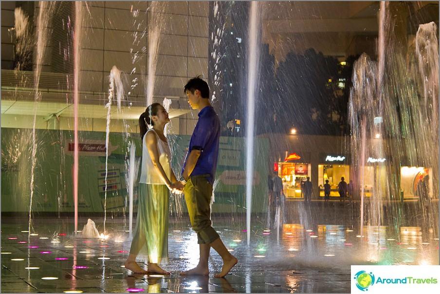 Märkä Hongkongin rakkaustarina