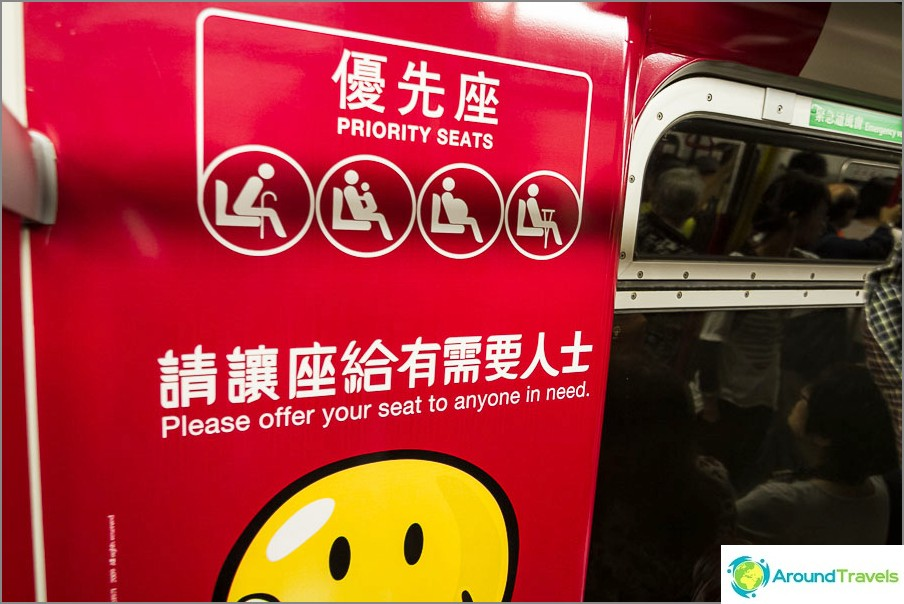 Hongkongin metro (3)