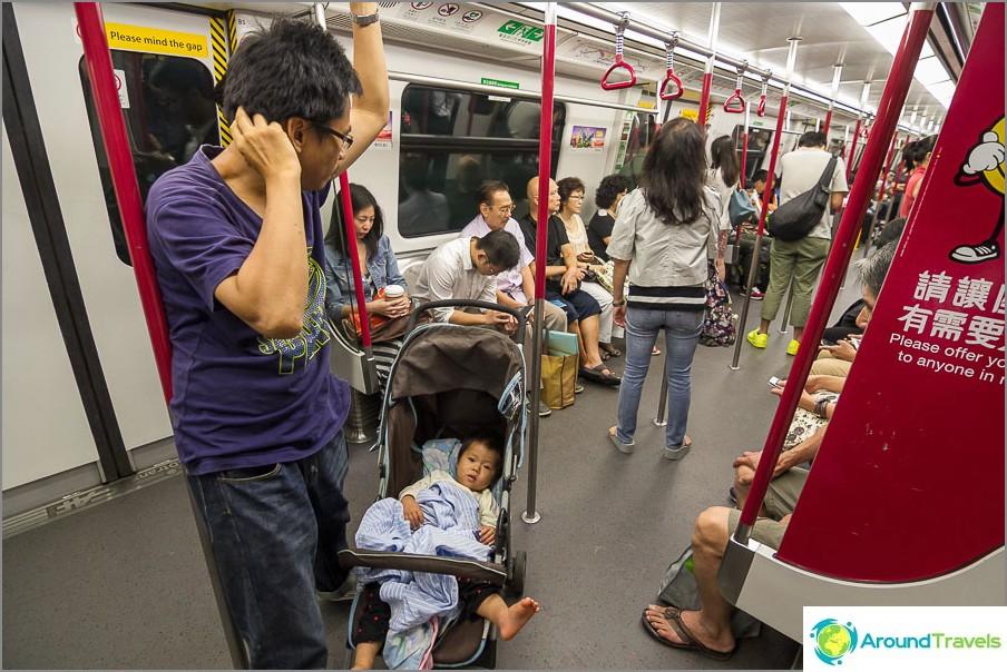 Hongkongin metro (7)