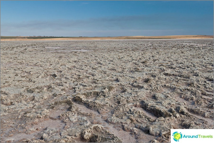 Солено езеро - по-близо до центъра