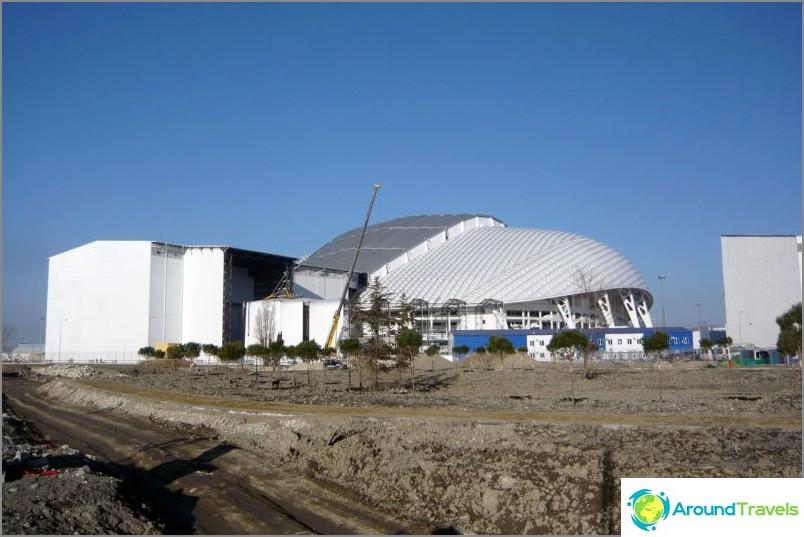 Olympiapuiston arkkitehtoniset mestariteokset