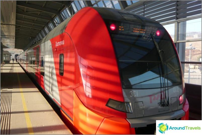 Uudet, mukavat ja hiljaiset sähköjunat, joita Siemens tuottaa rannikolla halvemmalla hinnalla kuin minibussit