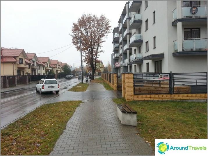 Zombies - предградие на Варшава