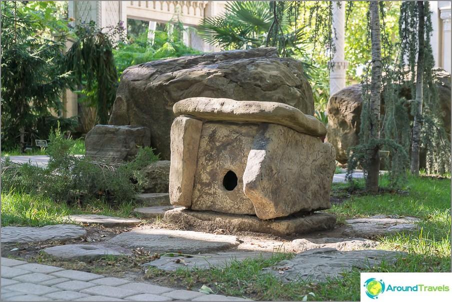 Nykyaikaiset dolmenit