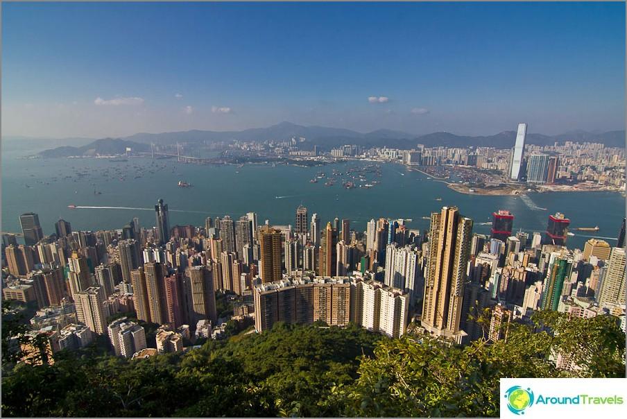 Hongkong Cape Victoriasta