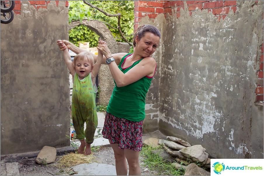 И е време да измиете бебето!