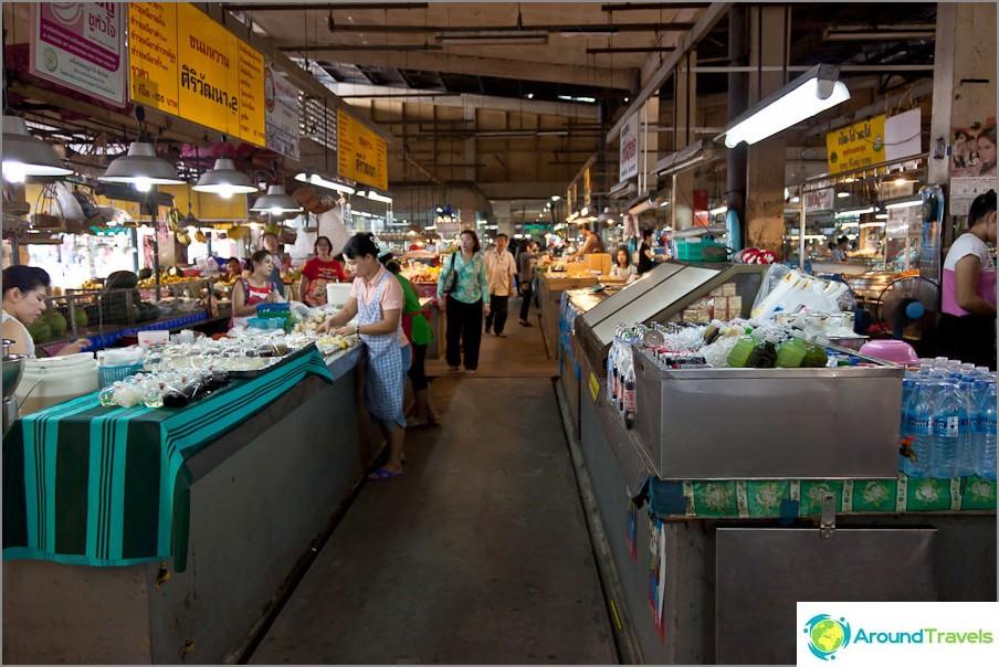 Пазар Чианг Май