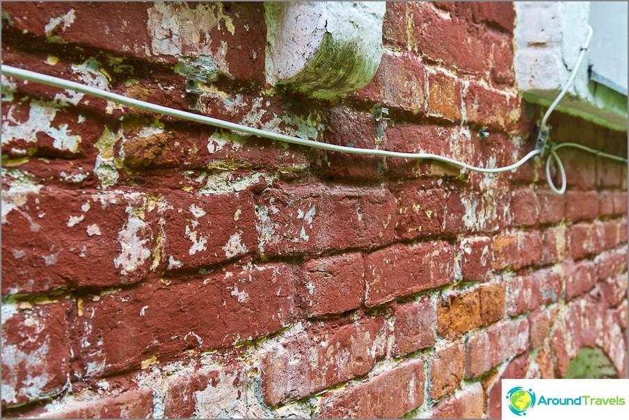 Brick on nähnyt paljon viimeisen 200 vuoden aikana