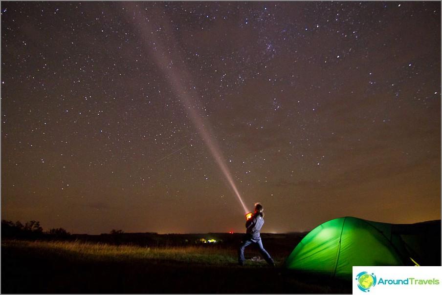 Kuinka kuvata tähtitaivasta | ISO1600, 11 mm, f2,8, 30 s