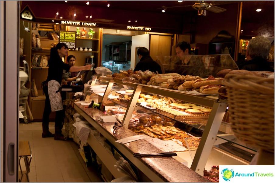 Гренобъл Пекарня