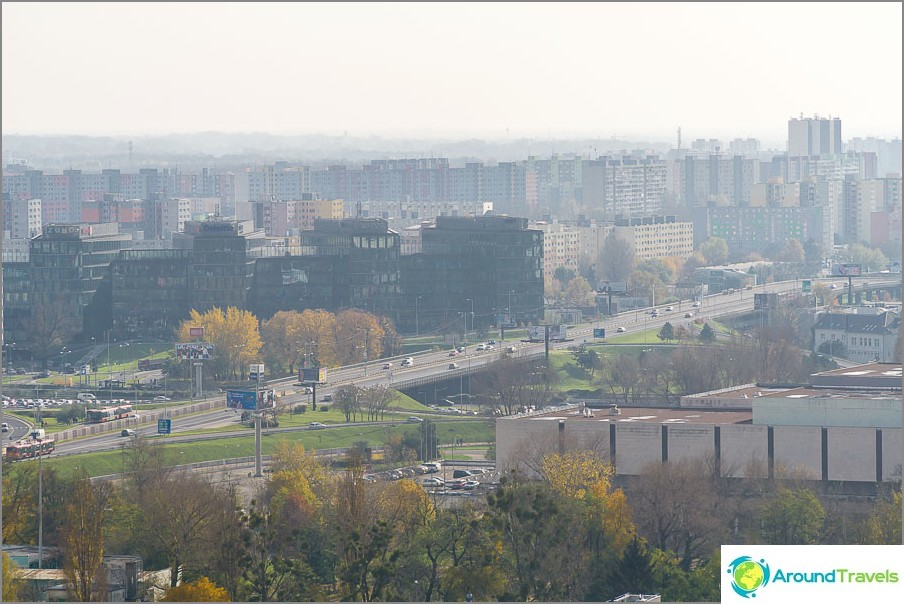 Bratislavan makuualueet
