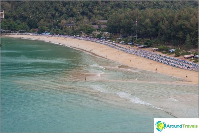 Missä rentoutua Thaimaassa, Phuket Nai Harn