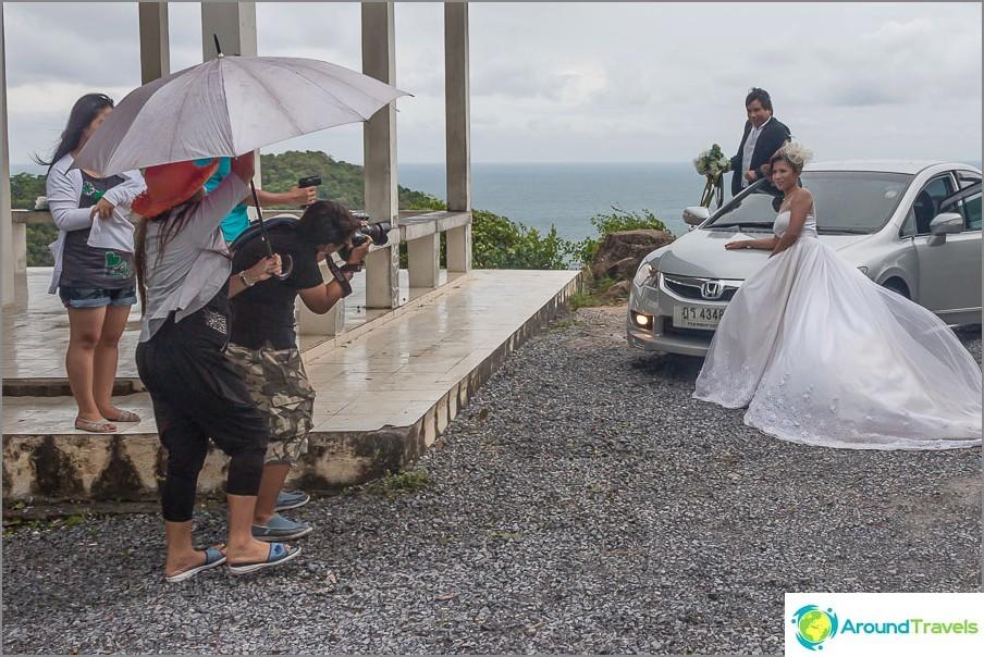Valokuvaaja job Thaimaassa