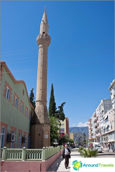Град Демре. Турция.