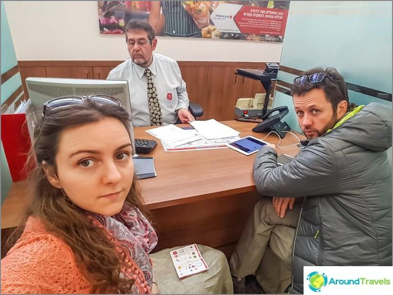 Pankin työntekijä huijasi meitä sulkemaan Yegorin