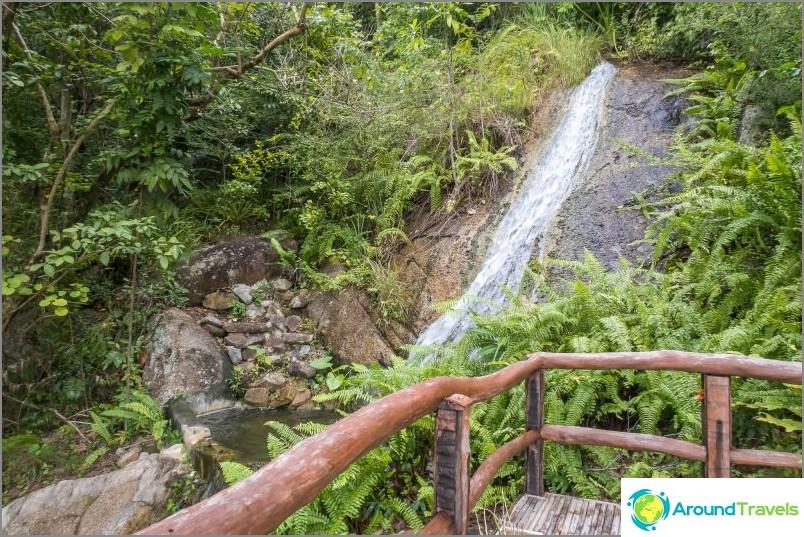 Водопад Сива Тара