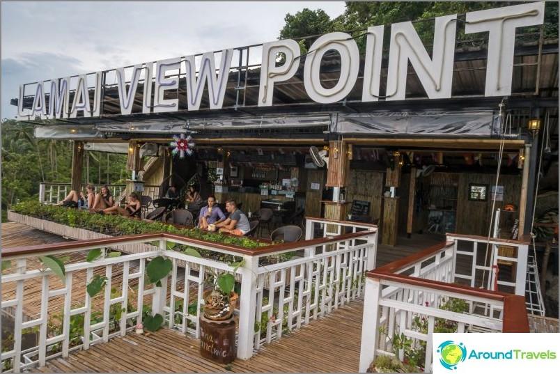 Ресторант за гледка