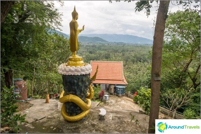 Laem Sor Pagoda ja Pikku Buddha - erittäin tunnelmallinen paikka