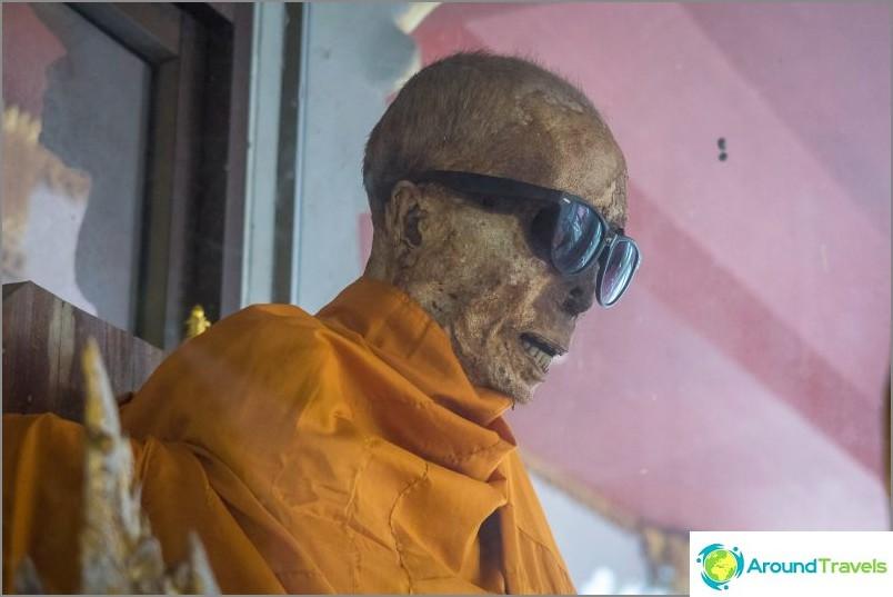 Mumifioitu munkki Samuilla - kuinka monta heistä todella on