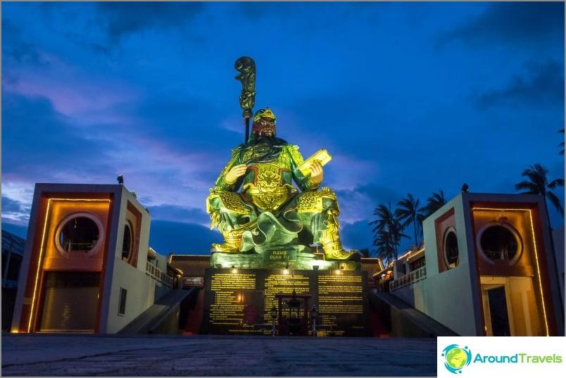 Guan Yu Samuilla