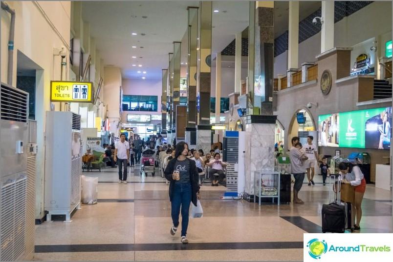 Nakhon Si Tammaratin lentokenttä