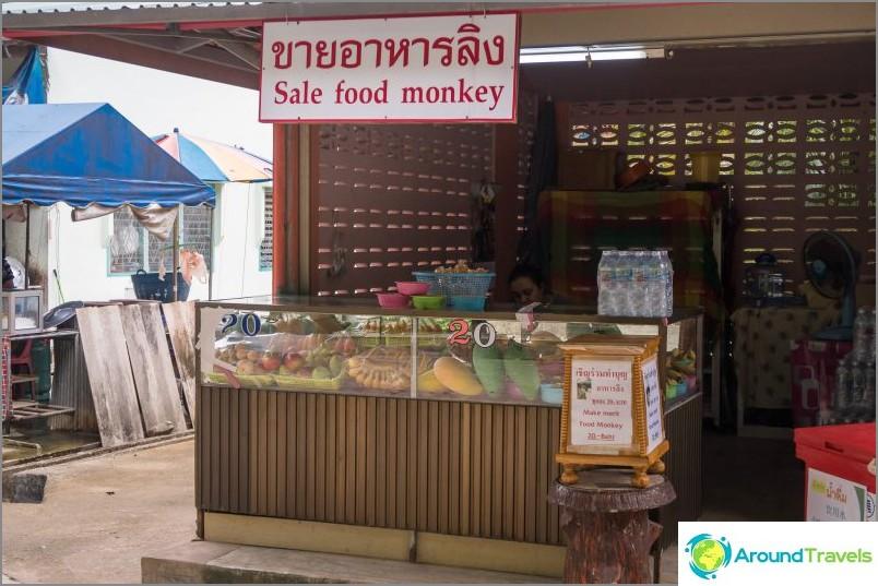 Myydä. Food. Apina. Häikäilemätön Taiglish ...