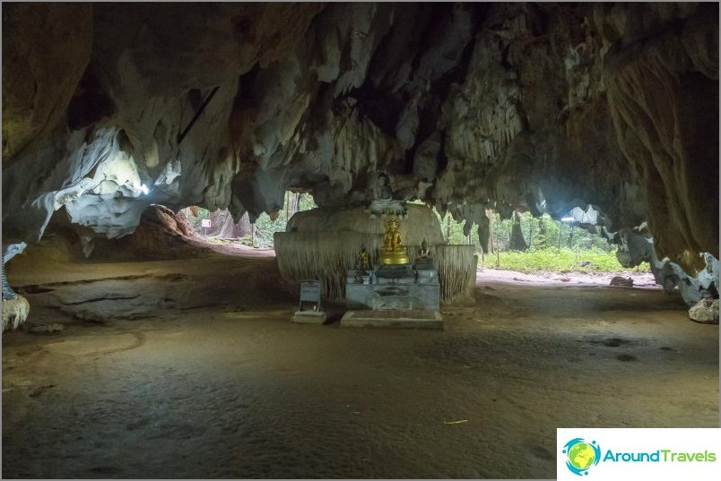 Krabi Tiger Cave Temple - Miljoonan askeleen ja upeat näkymät