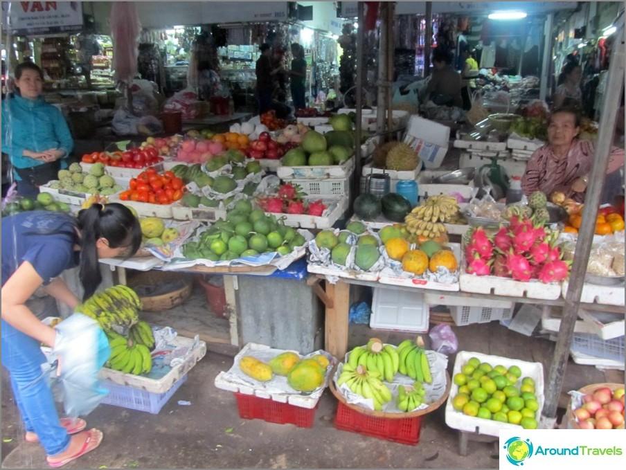 Markkinat Vietnamissa