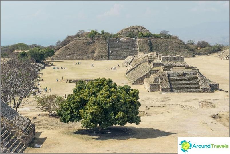 Пирамиди Монте Албана