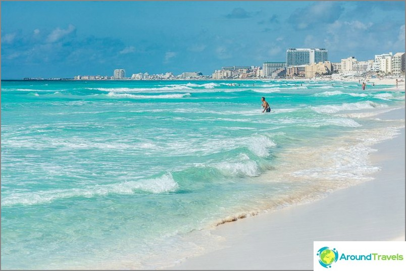 Канкун (Карибите)