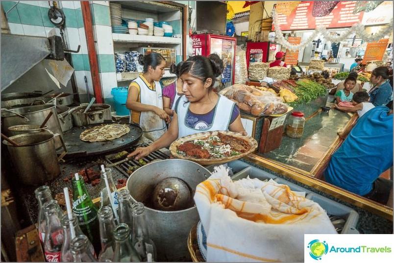 Храна на пазара