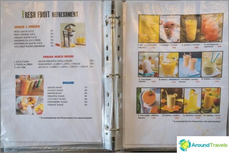 Café Doppio på Koh Phangan är ett bra ställe för en frilansare