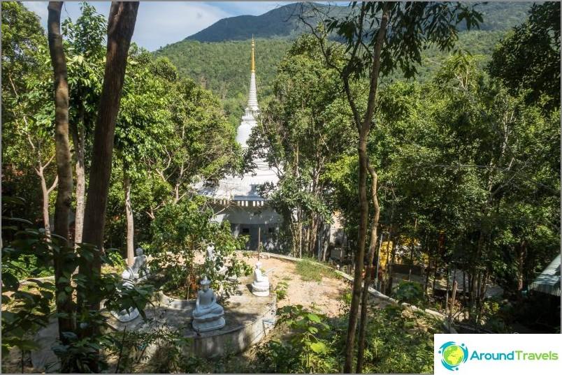 Wat Paa Sang Tham tai Saeng Dhamin temppeli