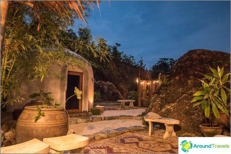 Sauna Kupoli Phanganissa
