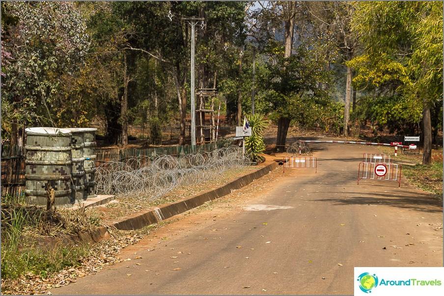 Myanmarin raja