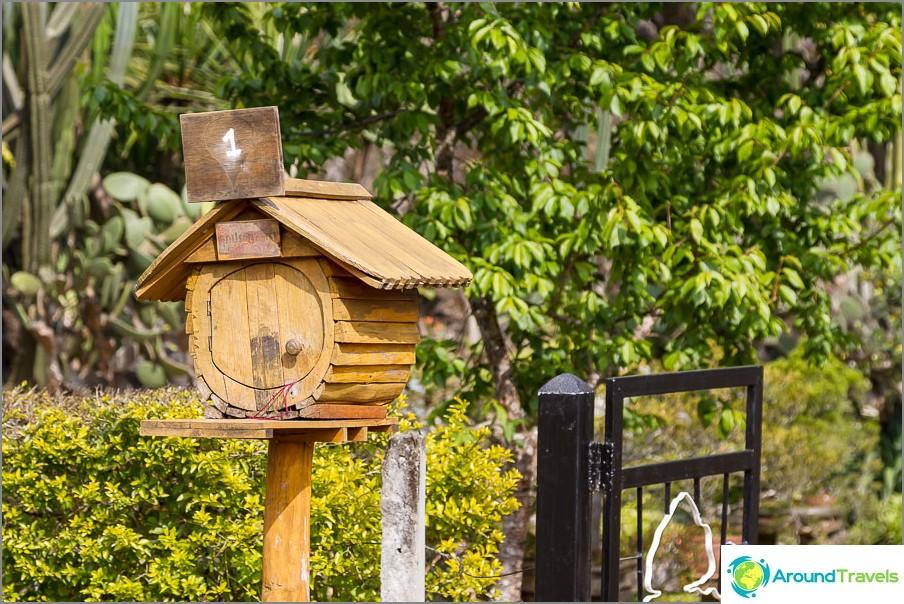 Hauska postilaatikko