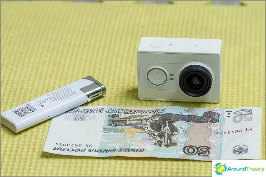 Xiaomi Yi -kamerakamerakatsaus