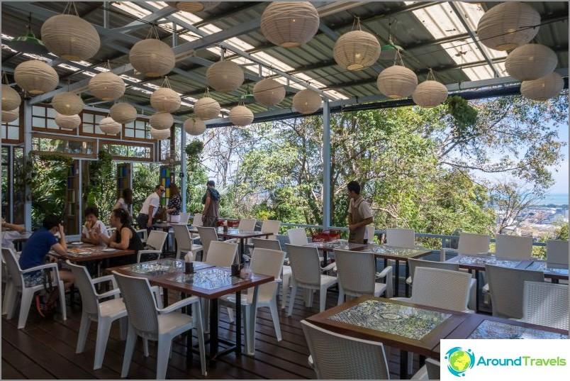 Kahvila Tunk Ka Phuketissa