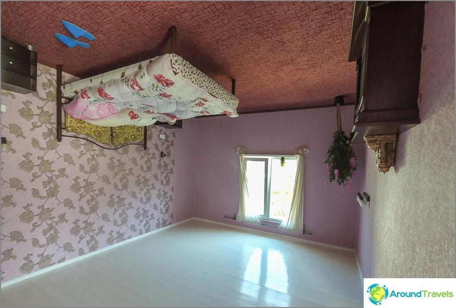 Обърната спалня