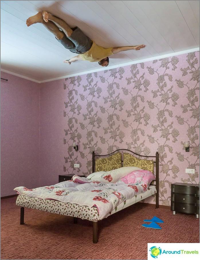 Полети над леглото