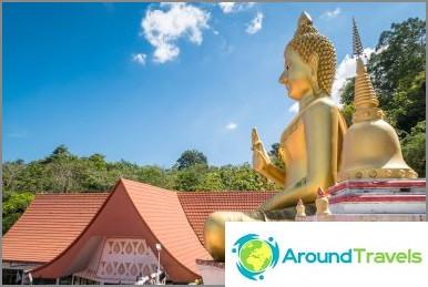 Златен Буда в Пукет