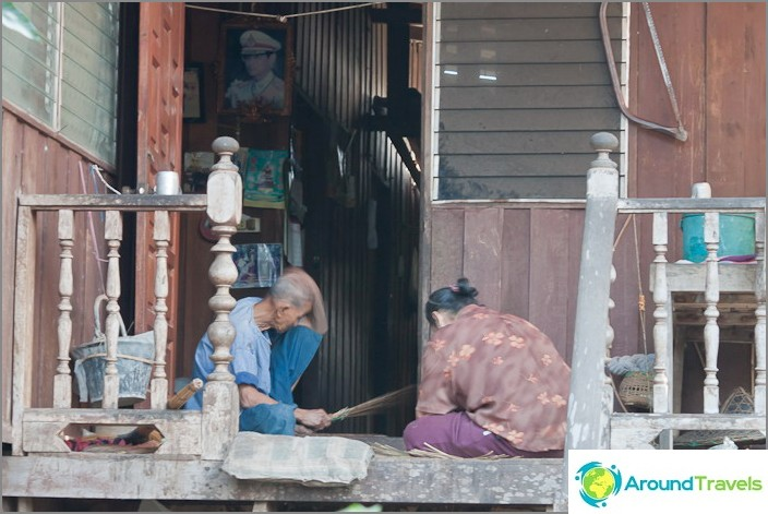 Paikalliset Chiang Saen