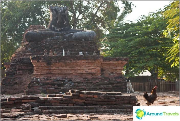 Muinainen watti Chiang Saenissa