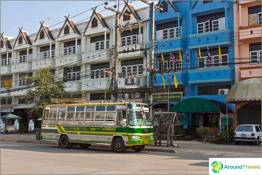 Linja-autoasema Chiang Saen